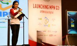 Menkeu Resmikan MPN G3, Portal Penyetoran Penerimaan Negara