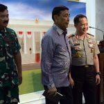 Menko Polhukam Mengaku Sudah Tahu yang Menunggangi Demo Papua