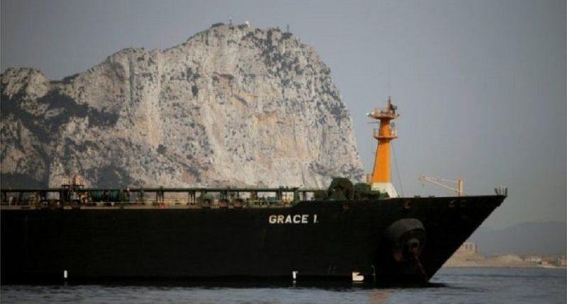 AS Rilis Surat Penyitaan Kapal Tanker Iran yang Pernah Disita Marinir Inggris