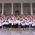 Anggota Kabinet Kerja Galang Donasi Untuk Korban Gempa Banten