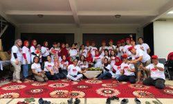 Meriahkan HUT Ke-74 RI, Warga Blok N & O Villa Tamara Gelar Berbagai Lomba