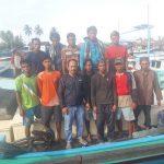 Kapal Muat Bawang Merah & Garam Karam di Perairan Lombok, 11 ABK Selamat