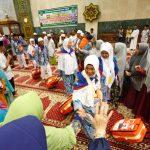 Calon Haji Kutim Kloter 15 Terbang ke Jeddah Hari Ini