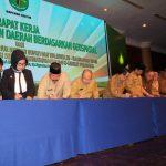 Genjot Penerimaan Pendapatan Daerah, Bupati Kutim Teken MoU dengan Gubernur