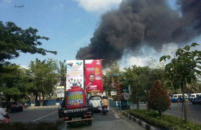 UPDATE : Ini Penjelasan Pertamina Soal Kebakaran di Areal Kilang RU V Balikpapan