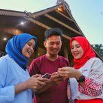 Telkomsel Tancapkan 17.800 BTS di Kalimantan,  11.400 Diantaranya BTS Broadband