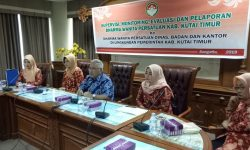 Irawansyah Ingatkan DWP Kutai Timur Tertib Administrasi