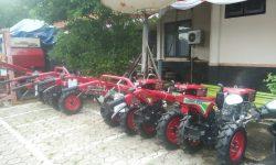 Serius Tingkatkan Sektor Pertanian, Pemkab Siapkan Alsintan Bagi Petani