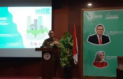 Mariman Darto Minta Alumni LAN Pelopor Indonesia Hijau