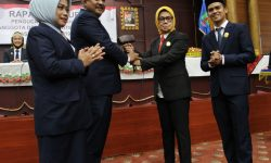 Hj. Leppa Minta Anggota DPRD Nunukan Bersatu dan Menjaga Citra Lembaga