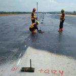 Anggaran Melapis Runway Bandara APT Pranoto Batal Diakomodir di APBD-Perubahan