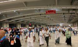 Jemaah Nafar Awal Mulai Bergerak ke Makkah