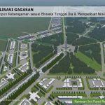 Ibu Kota Baru akan Menggunakan Jaringan Gas 100 Persen
