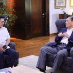 Presiden Jokowi: Percepat Realisasi PLTA Kayan dan KIPI Tanah Kuning-Mangkupadi