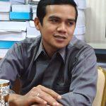 Irwan Sabri Pimpin Rapat Pembentukan Fraksi di DPRD Nunukan