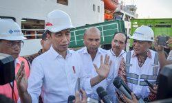 Presiden: Pelabuhan Tenau Bisa Dikembangkan Jadi Hub Timur