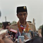 Soal Kabinet, Presiden Jokowi: Profesional 55% dan 45% dari Parpol