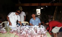 Bupati Nunukan Himbau Pembagian Daging Kurban Tidak Gunakan Kantong Plastik