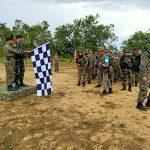 Patroli Bersama Kedua Negara TNI dan TDM