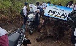 Dinas PUPR Samarinda Tidak Becus Bebaskan Tanah untuk Jalan Masuk ke SMPN 38