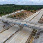 Progres Konstruksi Tol Balikpapan-Samarinda Sudah 97,4%