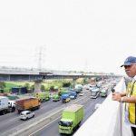 Senin Diuji Coba, Jalan Tol Layang Jakarta-Cikampek