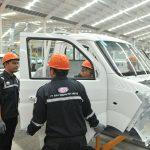 PT Solo Manufaktur Kreasi Mulai Produksi Mobil ESEMKA
