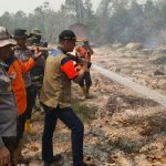 LAPAN Deteksi 5.111 Titik Panas, 50 Helikopter Padamkan Api di Riau