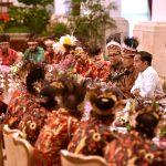 Presiden Jokowi Janji Berikan Kesempatan 1000 Sarjana Papua Bekerja di BUMN