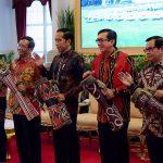 Kurang Fleksibel, Presiden Jokowi Minta APHTN-HAN Pikirkan Penguatan Sistem Presidensial