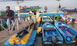78 Unit Kapal Tanpa Dokumen Berlayar Terjaring Razia Dishub Nunukan