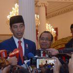 Presiden Jokowi Tidak Setuju Sejumlah Substansi Revisi UU KPK