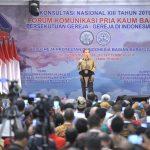 Presiden Jokowi Ingatkan Pentingnya Kasih Sayang Dalam Keluarga