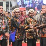 """Silaturahmi Pemenang Lomba """"Gapura Cinta Negeri"""" dengan Presiden Jokowi"""