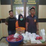 Praktik Kosmetik Oplosan di Samarinda Raup Untung Rp 3,5 juta per Bulan
