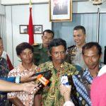 Tiga Nelayan Tarakan yang Terdampar di Malaysia Dipulangkan ke Nunukan