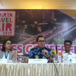 Bandara APT Pranoto Jadi Alasan Jakarta Travel Fair Digelar di Big Mall 6-8 September 2019
