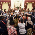 Presiden Jokowi: Demo Jangan Merusak Fasilitas Umum dan Anarkis