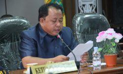 Ketua DPRD Harapkan Pemilihan Kepala Kampung Berlangsung Aman dan Tertib