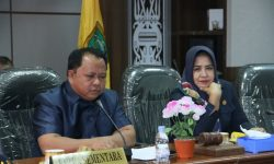 DPRD Berau Tetapkan Pimpinan Definitif