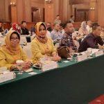 Anggota Legislatif Dapat Pembekalan Tentang Perempuan