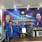 Saefuddin Zuhri Serahkan Formulir Calon Walikota Ke PAN