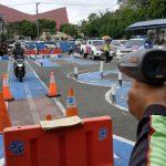 Selama Operasi Patuh di Bontang, Permohonan SIM Meningkat 25 Persen