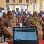 Teluk Bayur Terapkan Simansyur Berbasis Aplikasi