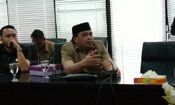 Wakil Ketua DPRD, Agus Haris Minta Dukungan dari 22 Anggota