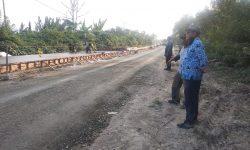 Wabup Tinjau Peningkatan Jalan Sambaliung – Talisayan