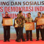 "Iklim Demokrasi di Kaltara Masuk Kategori ""Baik"""