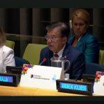 JK Di Forum PBB: Galang Dana Pembangunan Perlu Kemitraan, Inovasi Dan Inklusif