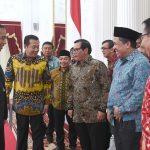 Presiden Jokowi Berharap RUU KUHP dan Sejumlah RUU Lain Dibahas DPR Periode Mendatang