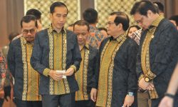 Presiden Jokowi Minta Pengusaha Muda Tidak Tergantung Proyek APBN